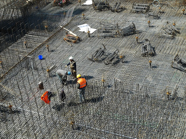 עבודה בגובה של פועלי בניין: ככה תעבדו נכון